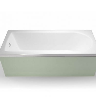 single ended reuse bath
