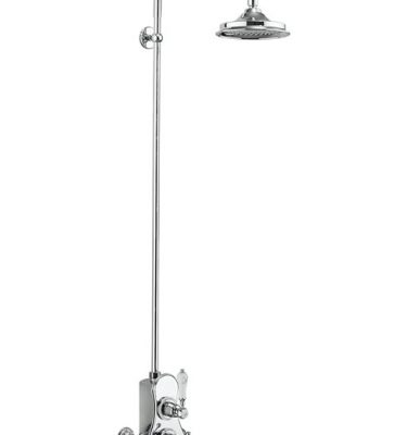 Spey Exposed with Vertical Riser Rail and Fixed Head