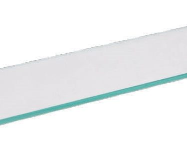 Ocean glass shelf single