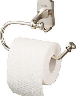 Vintage toilet roll holder